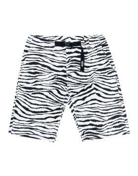 LIFE SUX – CLIP PANT (Pantaloncino Zebra)
