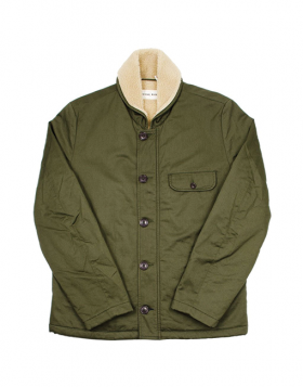 UNIVERSAL WORKS- N1 Twill (Giacchetto Military Olive)