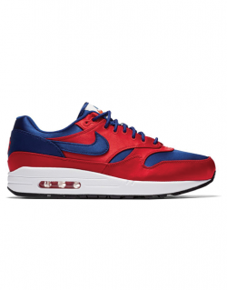 NIKE – AIR MAX 1 SE (University Red/ Deep Royal Blue)
