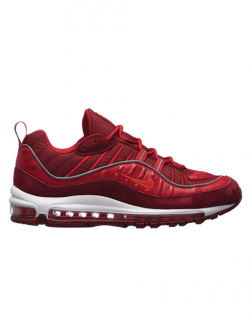 NIKE – AIR MAX 98 SE  (Team Red/Habanero Red-Gym Red-White)