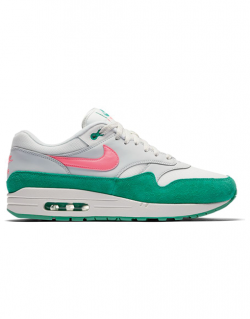 NIKE – AIR MAX 1 (Summit White/ Sunset Pulse)