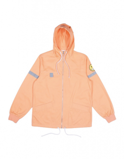 RIPNDIP – Everything Will Be Ok Cotton Fisherman (Giacchetto Salmon)