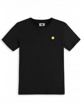 WOOD WOOD – DOUBLE A  Ace (T-shirt Nero)