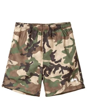 STUSSY – Stock Water (Camo)