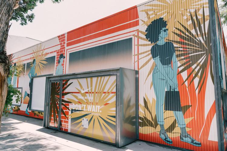 Nuovi negozi Nike