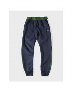 STUSSY – TRACK (Pantalone tuta Blu/Verde)
