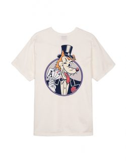 STUSSY – ACE PIG DYED (T-Shirt Natural)