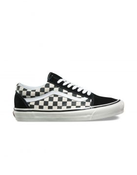 VANS – Old Skool 36 DX Anaheim Factory (Black/Checkerboard)