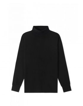 WOOD WOOD – Austin Turtleneck (Black)