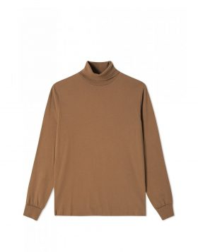 WOOD WOOD – Austin Turtleneck (Khaki)