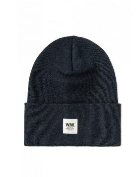 WOOD WOOD – Gerald Tall Beanie (Blue)