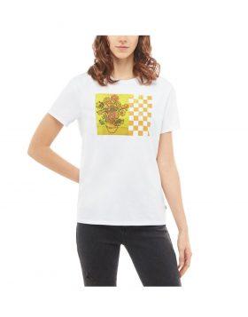 """VANS – T-Shirt """"VANS X VAN GOGH MUSEUM"""" GIRASOLI"""