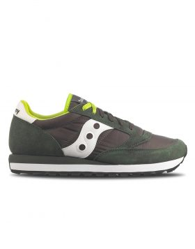 SAUCONY – Jazz Originals (Dark Green)