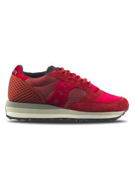 "SAUCONY – Jazz Original TRIPLE ""Special edition"" (Red/Black)"