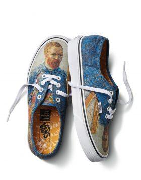 VANS – Authentic (Vincent Van Gogh) Self Potrait