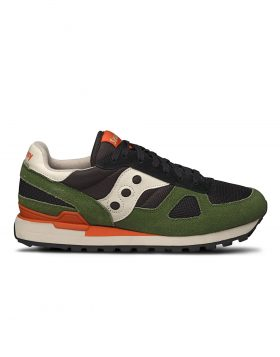 SAUCONY – Shadow Originals (Black/Green)