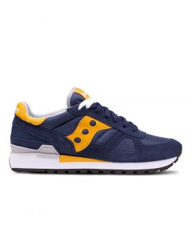 SAUCONY – Shadow Originals (Blue/Yellow)