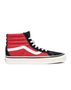 VANS – Sk8-Hi 38 DX Anaheim Factory (Og Black/Og Red)