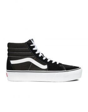 VANS – SK8-Hi Platform 2 (Black/True White)