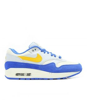NIKE – AIR MAX 1 (Sail/Amarillo-Pure platinum)