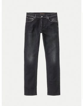 NUDIE JEANS – Tilted Tor (Black n Grey)