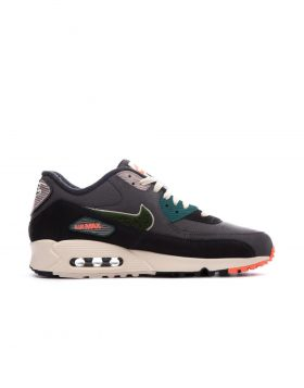 NIKE – AIR MAX 90 PREMIUM SE (Oil Grey/Rainforest)