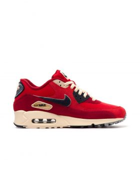 NIKE – AIR MAX 90 PREMIUM SE (University Red/Provence purple)
