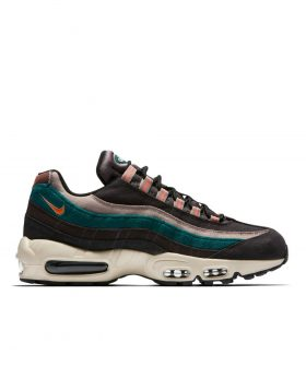 NIKE – AIR MAX 95 PREMIUM (Oil grey/Bright mango)