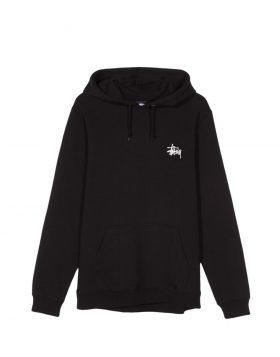 STUSSY – Basic Stussy Hood (Black)