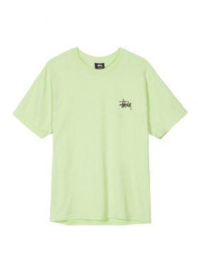 STUSSY – Basic Stussy Tee (Pale green)
