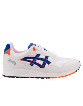 ASICS – GEL SAGA (White/Asics blue)