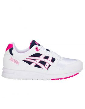 ASICS – GEL SAGA (White/Pink Glo)