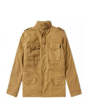 ALPHA INDUSTRIES – Vintage M-65 CW Jacket (Khaki)