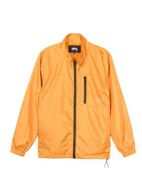 STUSSY – Micro Rip Jacket (Oran orange)