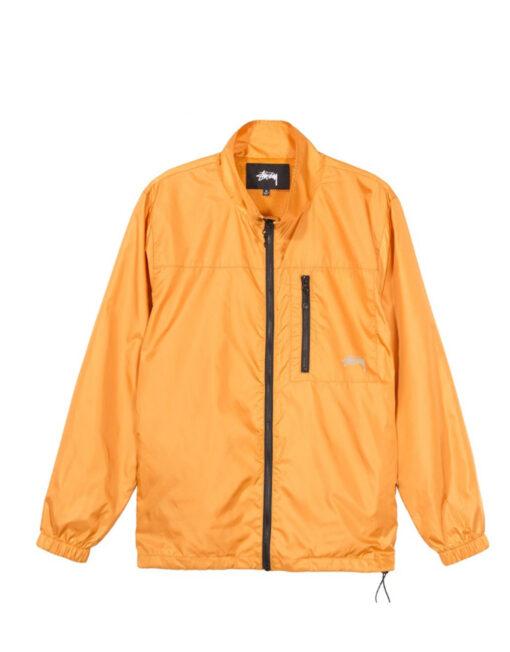 giacca stussy arancio