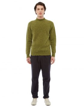 You Must Create – Montand Turtleneck (Green)