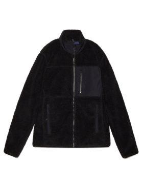 PENFIELD – Mattawa Fleece Zip (Black)