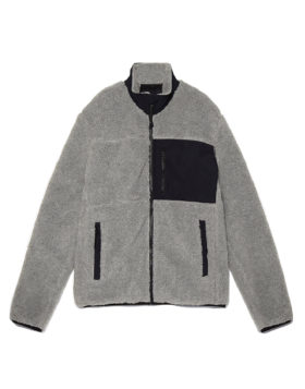 PENFIELD – Mattawa Fleece Zip (Grey)