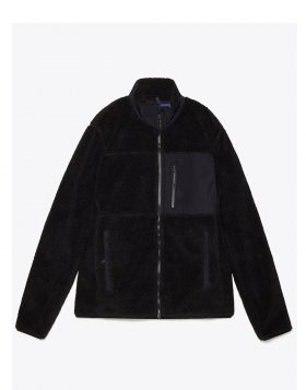 PENFIELD – Mattawa Fleece Zip (Black)
