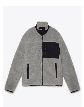 PENFIELD – Mattawa Fleece Zip (Grey)