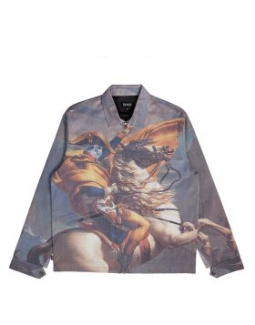 RIPNDIP – Steed Coaches Jacket (Multi)