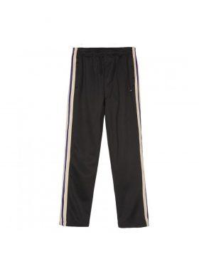 STUSSY – Textured Rib Track Pant (Black)