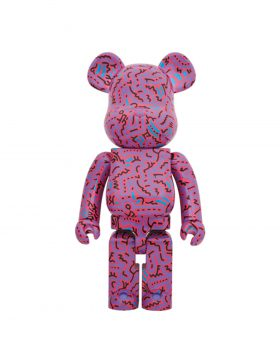 MEDICOM TOY – BE@RBRICK Keith Haring #2 1000%