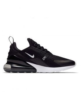 NIKE – AIR MAX 270 (Black/Anthracite – White)
