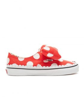 VANS – AUTHENTIC GORE (Disney) Minnie's Bow/True White