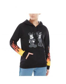 VANS – FELPA CON CAPPUCCIO PUNK MICKEY (Disney X Vans)