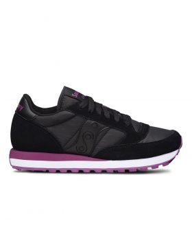 SAUCONY – JAZZ ORIGINAL (Black/Pink)