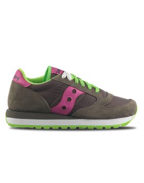 SAUCONY – JAZZ ORIGINAL (Dark grey/Rose violet)