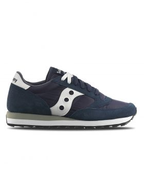 SAUCONY – JAZZ ORIGINAL (Navy/White)
