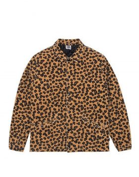 LIFE SUX – COACH JACKET (Animalier)